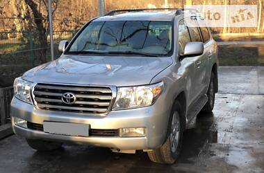Toyota Land Cruiser 200 2008 в Балте