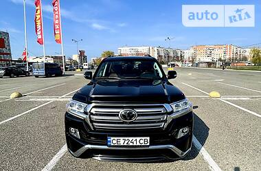 Toyota Land Cruiser 200 2017 в Черновцах