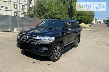 Внедорожник / Кроссовер Toyota Land Cruiser 200 2020 в Ровно