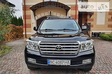 Внедорожник / Кроссовер Toyota Land Cruiser 200 2011 в Львове