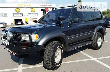 Toyota Land Cruiser 80 1996 в Киеве