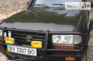 Toyota Land Cruiser 80 1995 в Хмельницком