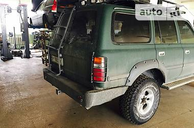 Toyota Land Cruiser 80 1997 в Сумах