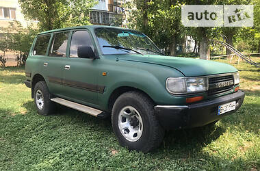 Toyota Land Cruiser 80 1991 в Одессе