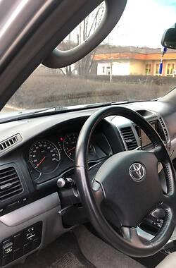 Позашляховик / Кросовер Toyota Land Cruiser Prado 120 2006 в Дніпрі
