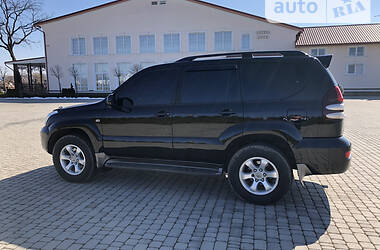 Toyota Land Cruiser Prado 120 2008 в Черновцах