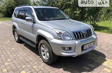 Внедорожник / Кроссовер Toyota Land Cruiser Prado 120 2006 в Черновцах