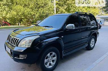 Позашляховик / Кросовер Toyota Land Cruiser Prado 120 2004 в Харкові