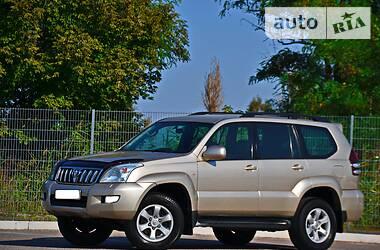 Внедорожник / Кроссовер Toyota Land Cruiser Prado 120 2007 в Днепре