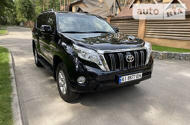 Toyota Land Cruiser Prado 150 2017 в Чернигове