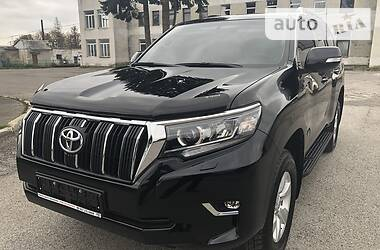 Toyota Land Cruiser Prado 150 2019 в Тернополе