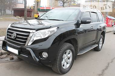 Toyota Land Cruiser Prado 150 2016 в Киеве