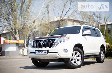 Toyota Land Cruiser Prado 150 2016 в Никополе