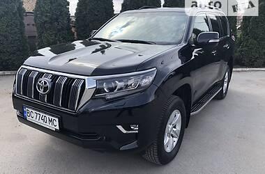 Toyota Land Cruiser Prado 150 2019 в Тернополе