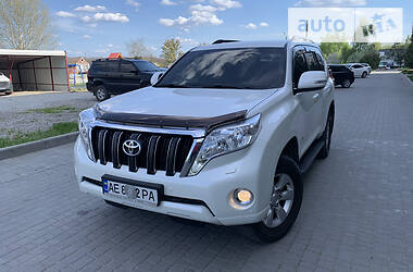 Toyota Land Cruiser Prado 150 2016 в Днепре