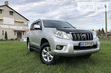 Toyota Land Cruiser Prado 150 2010 в Харькове
