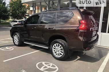 Внедорожник / Кроссовер Toyota Land Cruiser Prado 150 2019 в Полтаве