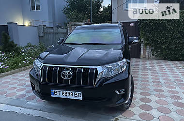 Позашляховик / Кросовер Toyota Land Cruiser Prado 150 2018 в Херсоні