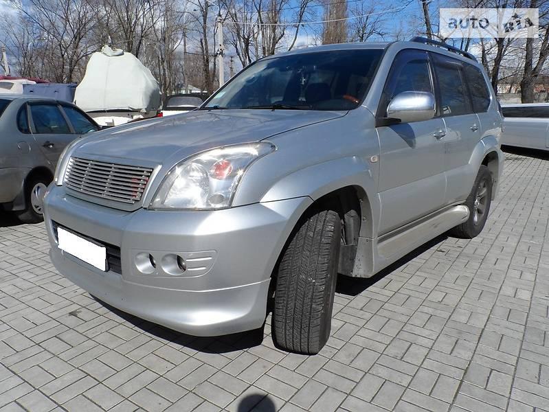 Toyota Land Cruiser Prado 2005 года