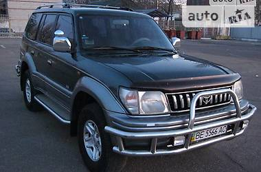 Toyota Land Cruiser Prado 1998 в Херсоне
