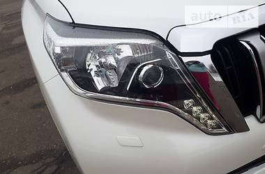 Toyota Land Cruiser Prado 2015 в Киеве