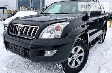 Toyota Land Cruiser Prado Executive 2008