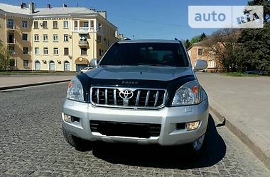 Toyota Land Cruiser Prado 2007 в Черноморске