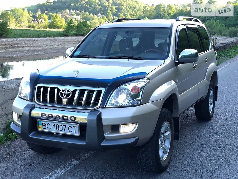 Toyota Land Cruiser Prado 2006 в Львове