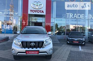 Toyota Land Cruiser Prado 2015 в Одессе