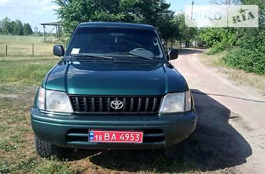 Toyota Land Cruiser Prado 1998 в Геническе