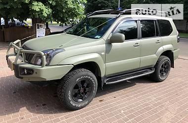 Toyota Land Cruiser Prado 2007 в Черкассах