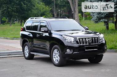Toyota Land Cruiser Prado 2010 в Житомире