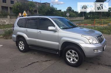 Toyota Land Cruiser Prado 2004 в Харькове