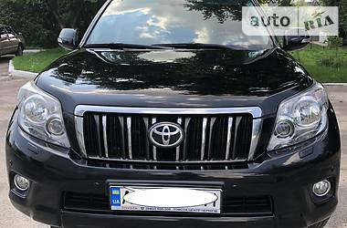 Toyota Land Cruiser Prado 2010 в Чернигове