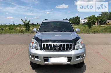 Toyota Land Cruiser Prado 2007 в Виноградове