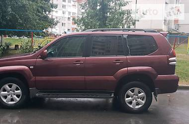 Toyota Land Cruiser Prado 2008 в Тернополе