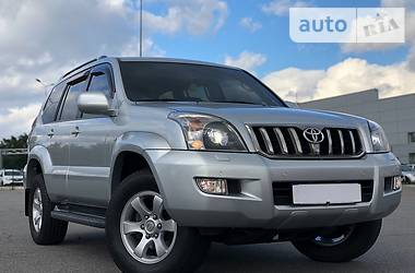 Toyota Land Cruiser Prado 2009 в Киеве