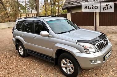 Toyota Land Cruiser Prado 2008 в Киеве