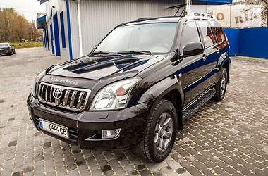 Toyota Land Cruiser Prado 2009 в Хмельницком