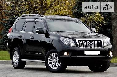 Toyota Land Cruiser Prado 2011 в Днепре