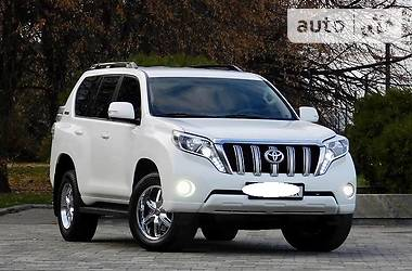 Toyota Land Cruiser Prado 2013 в Днепре