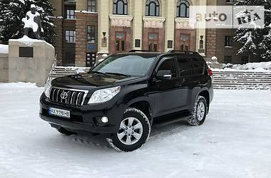 Toyota Land Cruiser Prado 2013 в Харькове