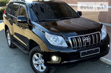Toyota Land Cruiser Prado 2013 в Одесі