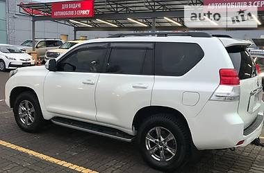Toyota Land Cruiser Prado 2013 в Киеве