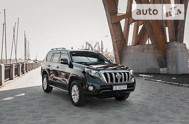 Toyota Land Cruiser Prado 2017 в Днепре