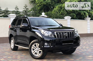 Toyota Land Cruiser Prado 2011 в Одесі
