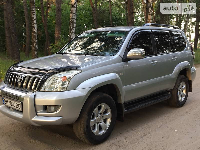 Toyota Land Cruiser Prado 2006 года в Сумах
