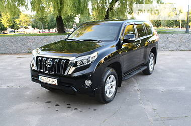 Toyota Land Cruiser Prado 2015 в Харькове