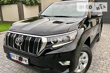 Toyota Land Cruiser Prado 2019 в Харькове