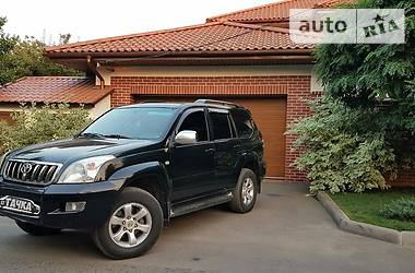 Toyota Land Cruiser Prado 2006 в Харькове